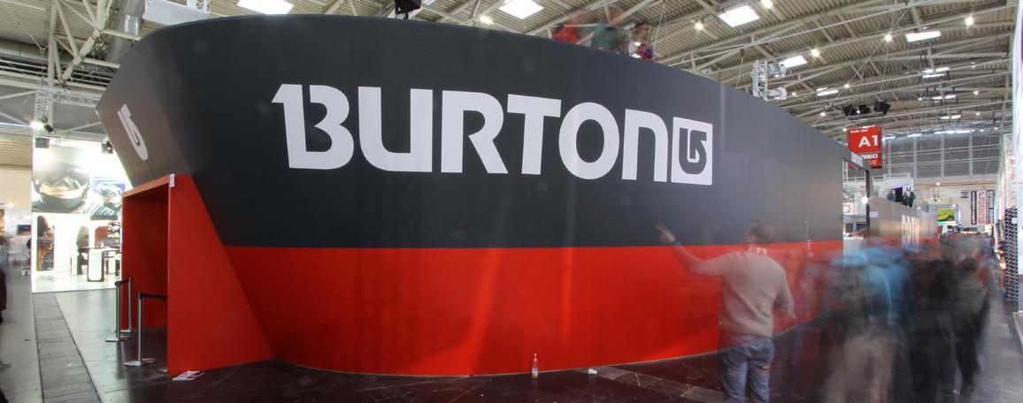 Schiffsbug Burton